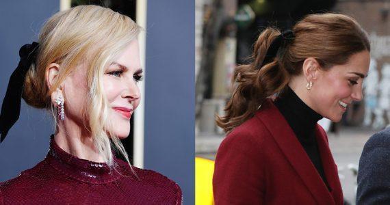 Kate Middleton y Nicole Kidman