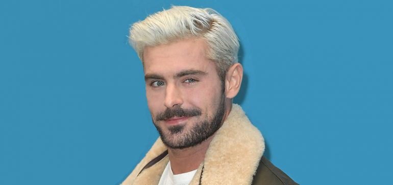 look de Zac Efron