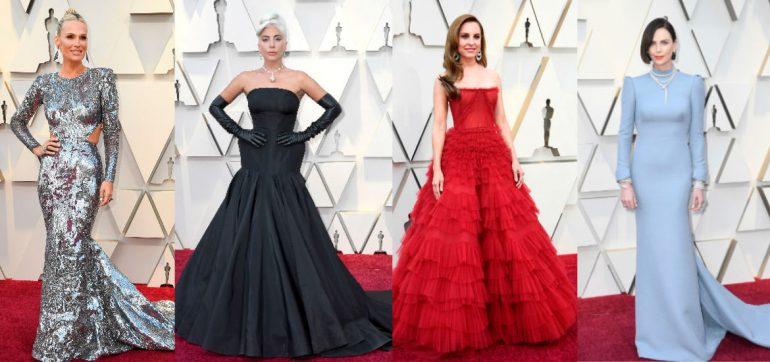 mejores vestidas de los Oscar 2019