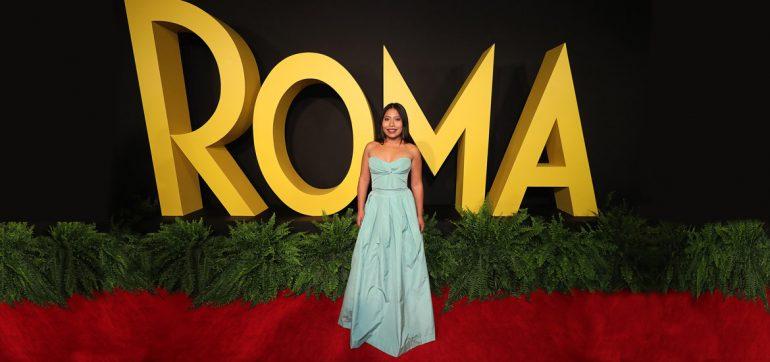 Yalitza Aparicio invitada por la Academia de Hollywood
