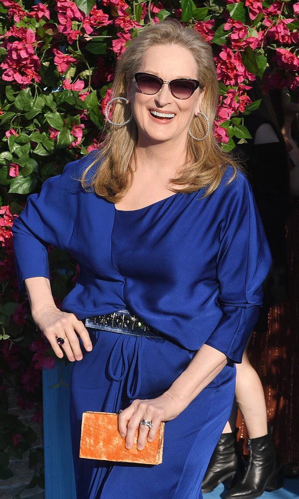 Merly Streep