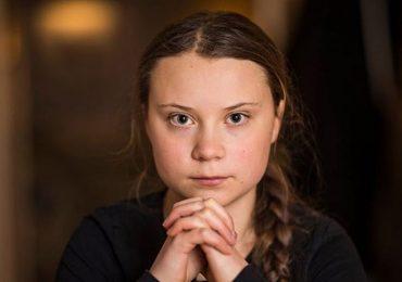 Greta Thunberg- Nobel de la Paz