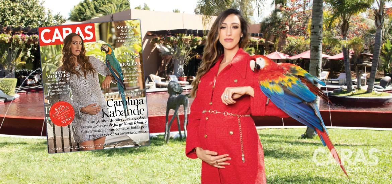 5f16cd51d7 Exclusiva: Carolina Kabande nos platica su historia de amor con Jorge Hank  Rhon. Carolina Kabande