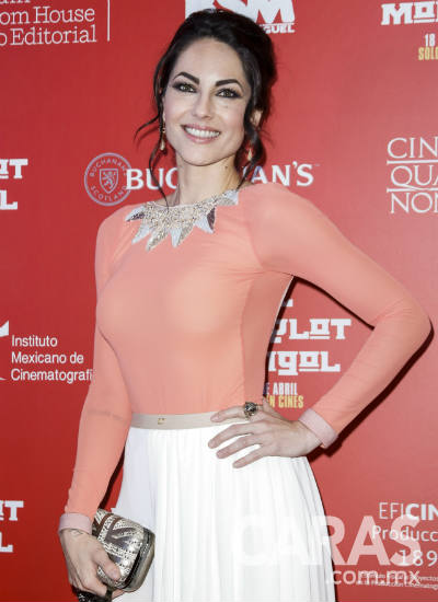 red carpet bárbara mori