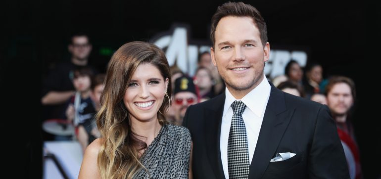 Chris Pratt y Katherine Schwarzenegger ya son padres