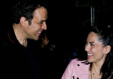 Bárbara Mori y Fernando Rovzar
