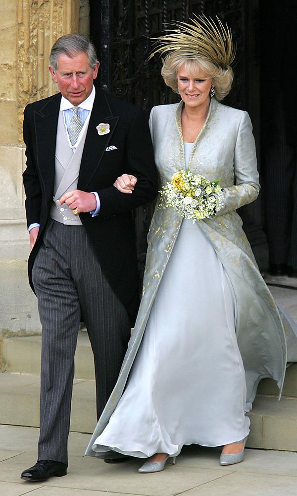 El Principe Carlos Y Camilla Parker Celebran Su 14 Aniversario De Bodas Revista Caras