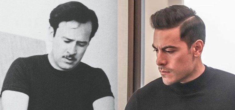 Carlos Rivera y Pedro Infante