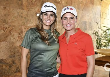 Paola Albarrán y Lorena Ochoa