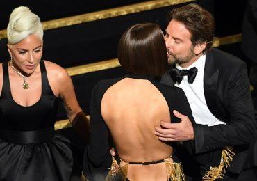 Bradley Cooper y Irina Shayk