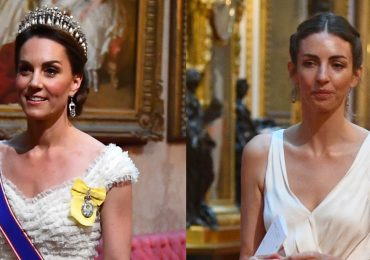 Kate Middleton y Rose