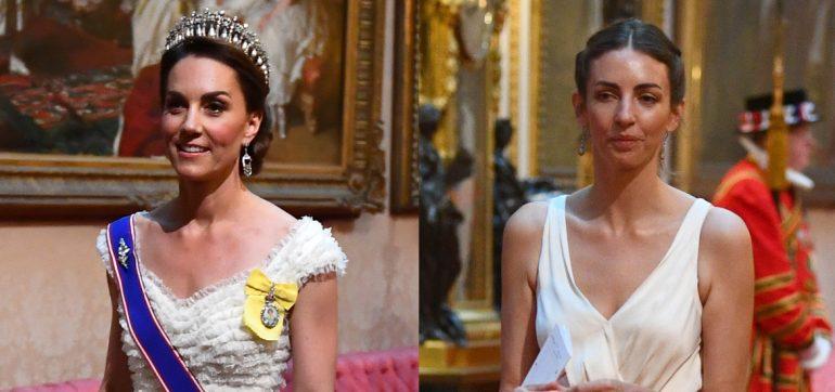Kate Middleton y Rose