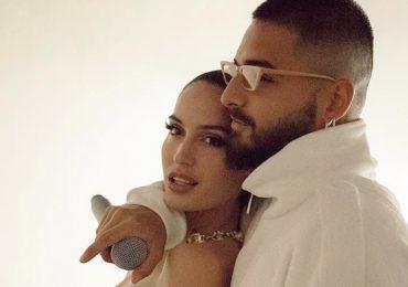 Maluma le canta a su ex novia