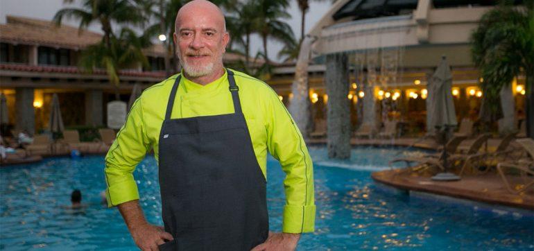chef Gerardo Vázquez