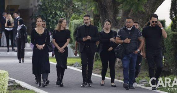 Funeral Edith González