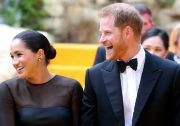 Harry y Meghan- Rey Leon