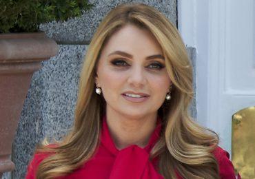 Angélica Rivera le da el pésame a el Güero Castro