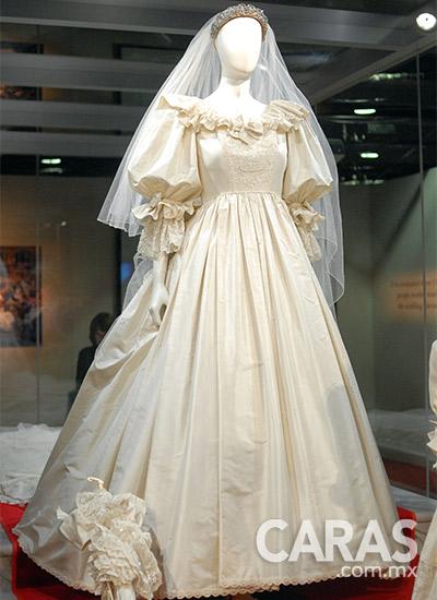 Vestido novia Lady di