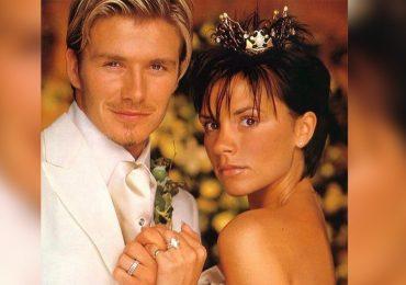 aniversario de bodas Victoria Beckham