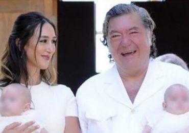 Carolina Kabande y Jorge Hank
