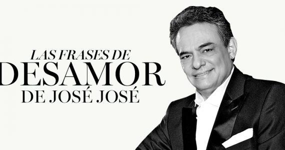 Frases José José