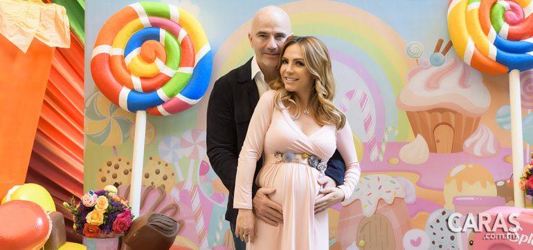 baby shower Erika Zaba