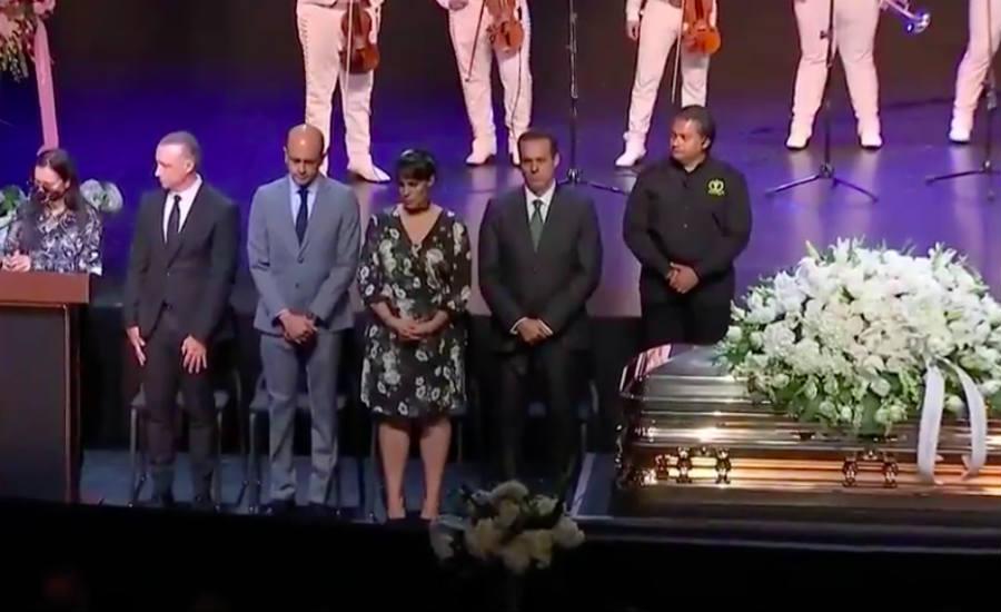 funeral José José defunción