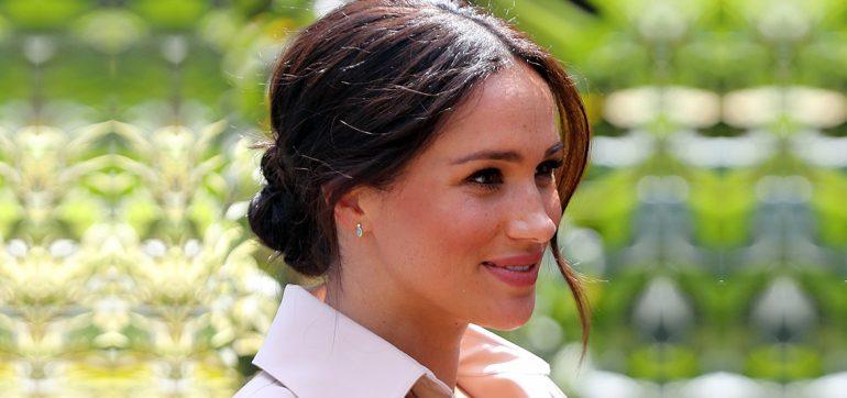 Meghan Markle y las felicitaciones de los royals