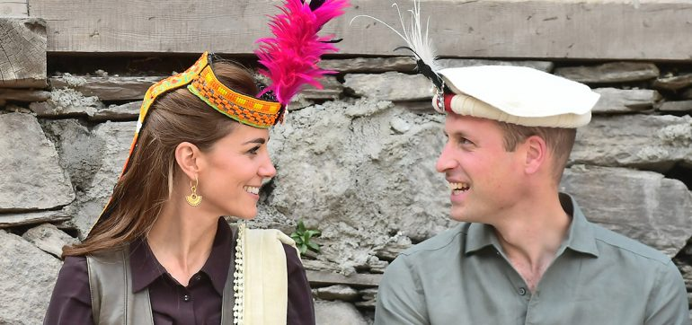 Kate Middleton y William