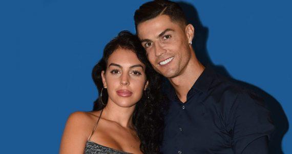 Cristiano Ronaldo y Georgina