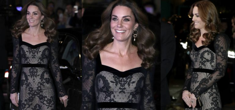 Kate Middleton Alexander McQueen