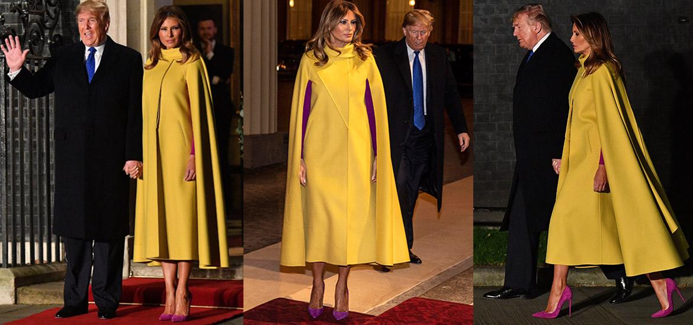 Melania Trump Ikä