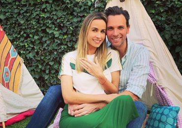 Pato Borghetti y Odalys Ramírez