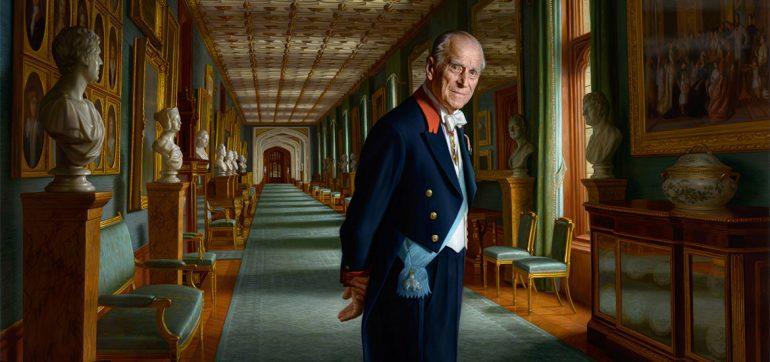príncipe Felipe celebra 99 años