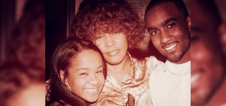 Whitney Houston- Nick Gordon