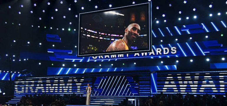 Grammys Kobe