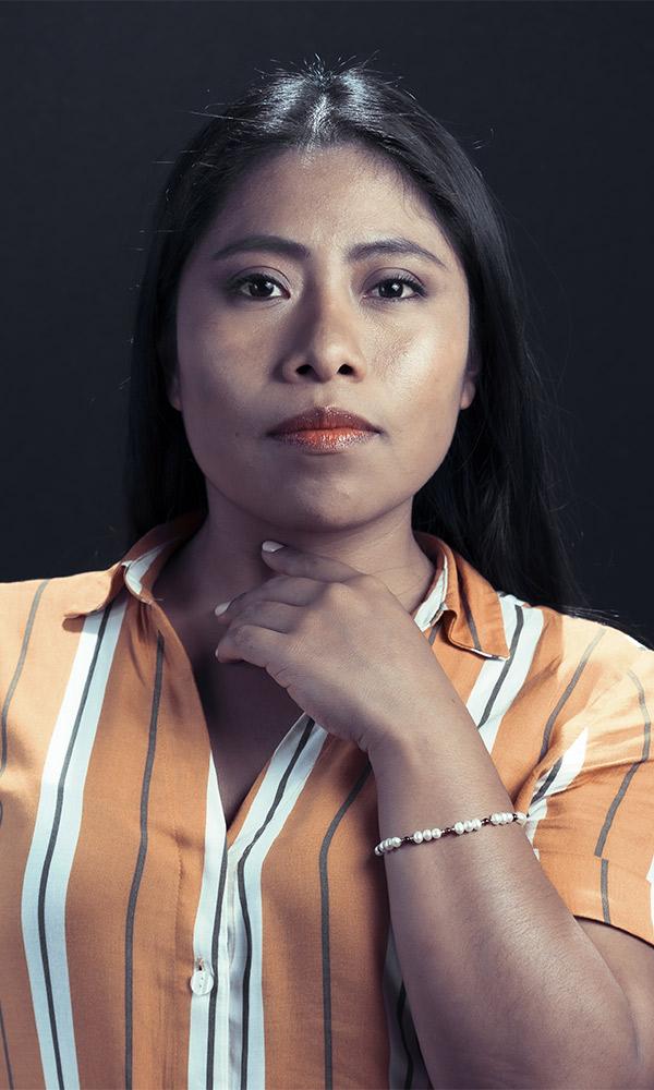 Yalitza Aparicio habla de lo que significa el cine para ella
