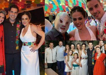 boda Adriana Nieto