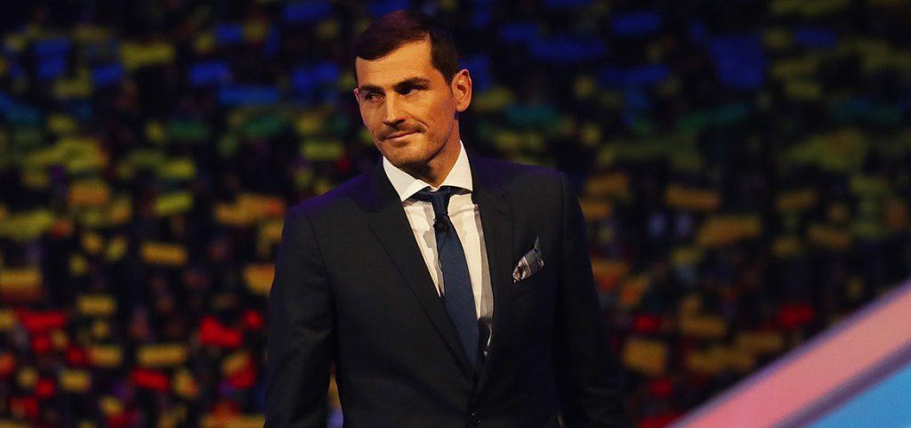 Iker Casillas celebra 39 años de vida