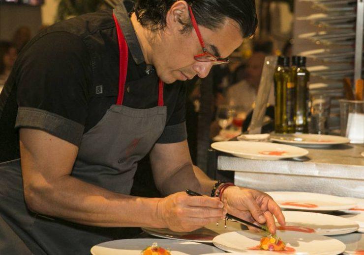 Carlos Gaytán chef mexicano