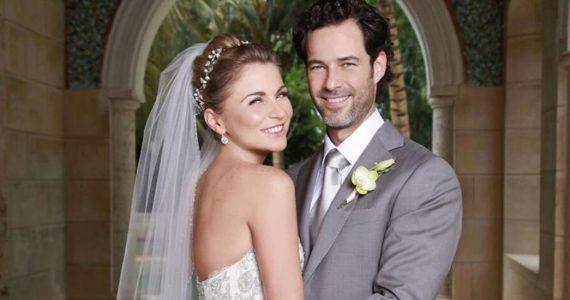 Así fue la boda de Ludwika Paleta y Emiliano Salinas