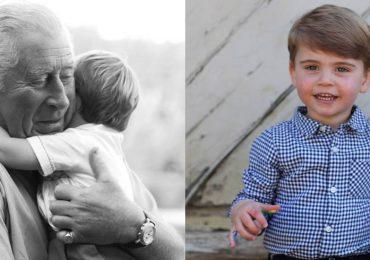 El príncipe Louis cumple dos años de vida