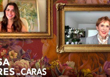 Isabel Burr en La Casa de las Flores