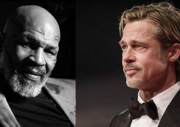 Mike Tyson encontró a Brad Pitt con su ex