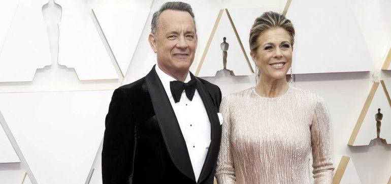 Tom Hanks y Rita Wilson hablan de como vivieron el coronavirus