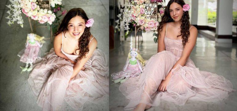 Mia Rubin, La hija de Andrea Legarreta celebra sus XV años
