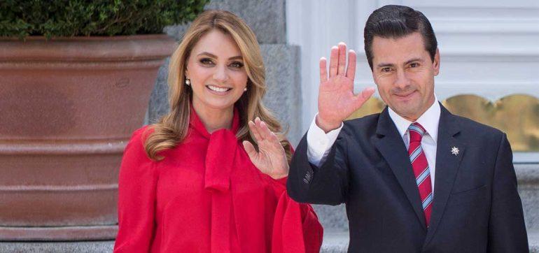 Angélica Rivera y Peña Nieto investigados