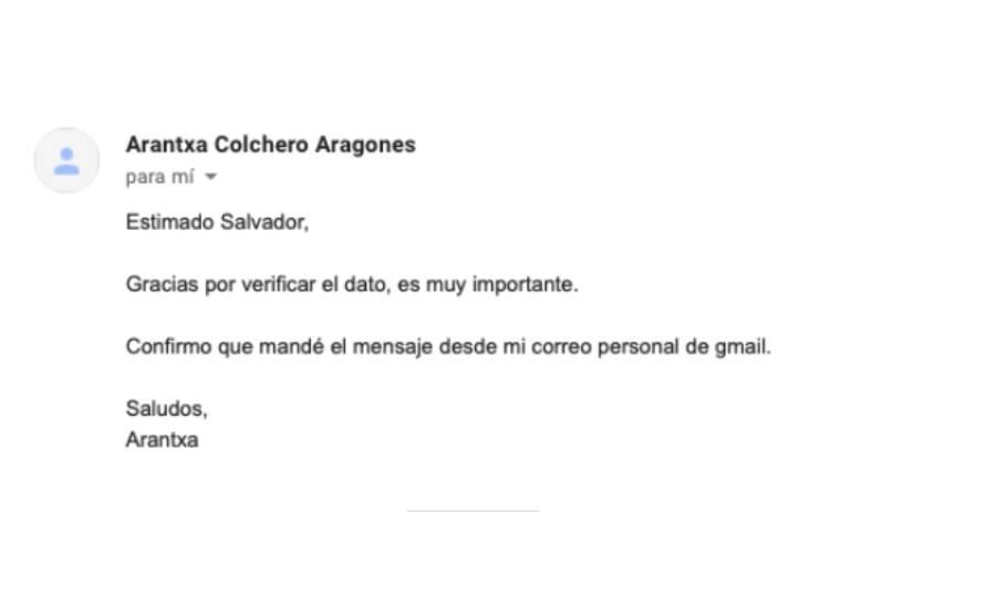 Arantxa Colchero está separada de López Gatell