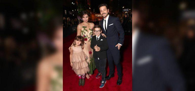 Diego Luna reencuentro con sus hijos
