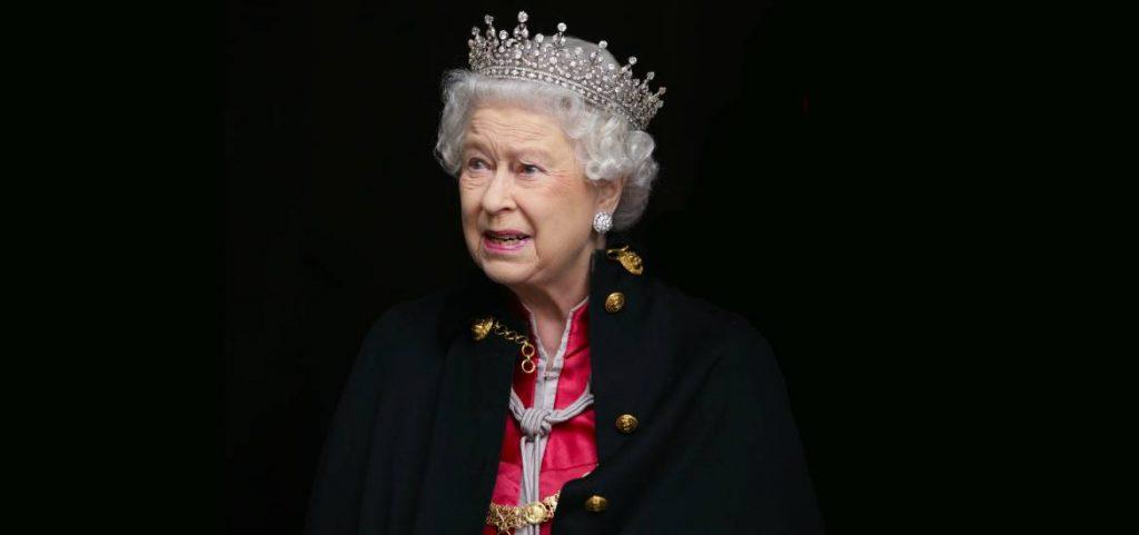 La reina isabel ya quiere regresar al trabajo
